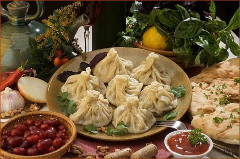 Грузинская кухня - Страница 2 Chinkali